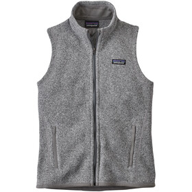 Patagonia Better Sweater Vest Damer, grå